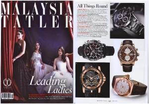 AD - Malaysia Tatler May 13