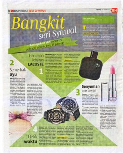 AD - Berita Harian 18 Aug 13
