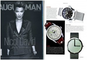 IS - August Man Aug 13