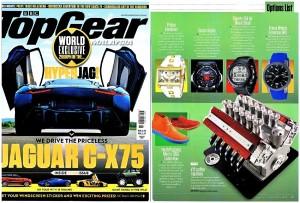 PU - Top Gear Aug 13