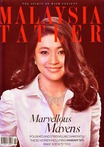 1.MALAYSIAN TATLER - Feb 2014