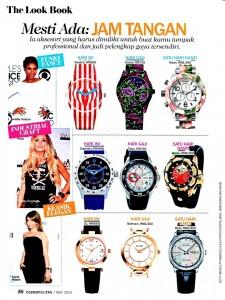 BONIA - Cosmopolitan - March 2014