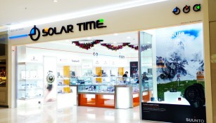 Solar Time IOI City Mall Putrajaya