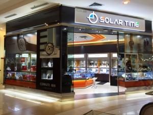 Solar Time Mines